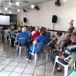 Reunião mensal de agosto em Ribeirão Preto
