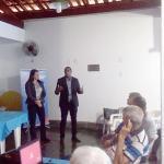 Palestra em Santos abordou seguro de vida em grupo