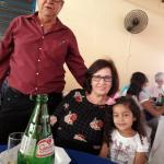 Comemoração dos pais, em Chavantes