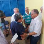Reuniões mensais em Rio Preto e distritos
