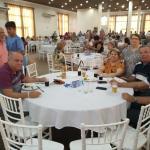 Confraternização de Santos repete o sucesso dos anos anteriores