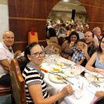 Em Ribeirão Preto, amizade marca congraçamento