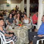 Felicidade traduz sentimento na confraternização de Andradina