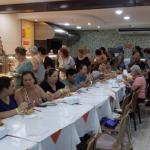 Homenagem ao Dia Internacional da Mulher, em Santos