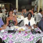 Homenagem caprichada às mães, em Andradina