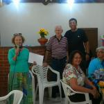 Grupo feminino de Bauru realiza festa junina