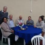 Um churrasco para homenagear os pais, em Três Lagoas