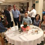 Homenagem caprichada para os pais, em Ribeirão Preto