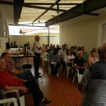 Funcesp em reunião de associados de Sorocaba