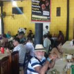 Casa cheia na confraternização de Itanhaém!