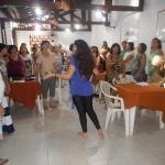 Homenagem e cuidados no Dia da Mulher, em Bauru